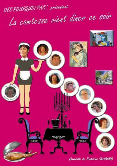 Affiche comtesse