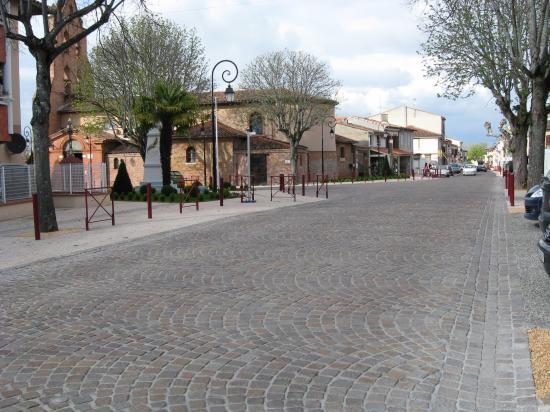 Frouzins-Rue de la République
