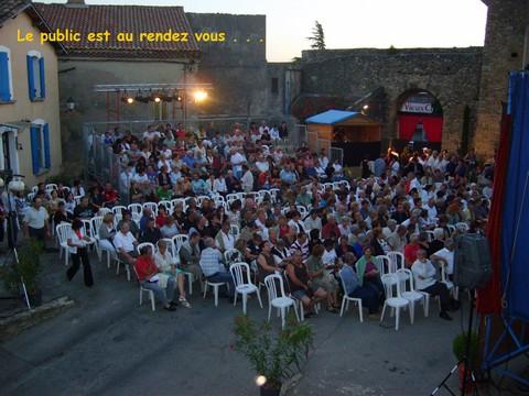 Festival Vacqueyras